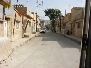 Baqa'a Refugee Camp