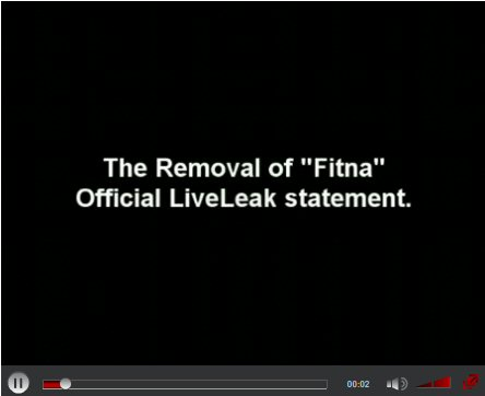Fitna Removal 1
